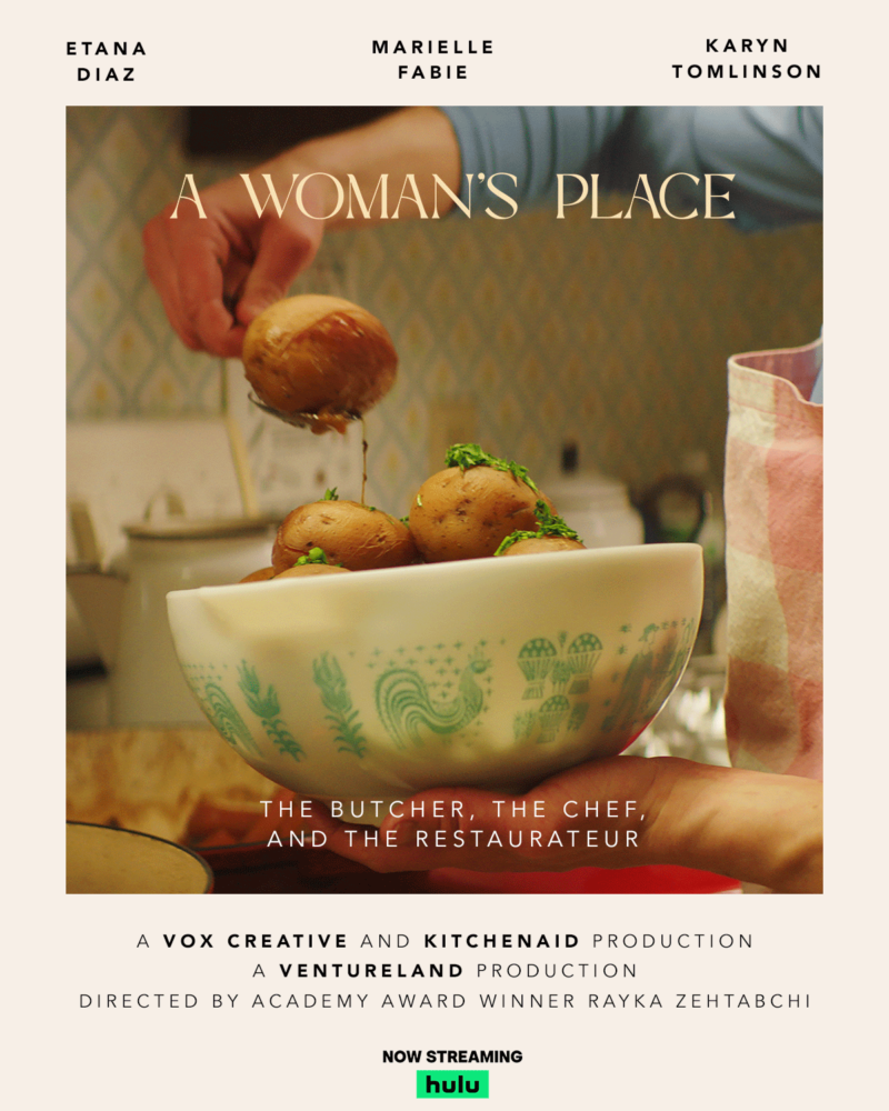 KitchenAid documentary: A Woman's Place