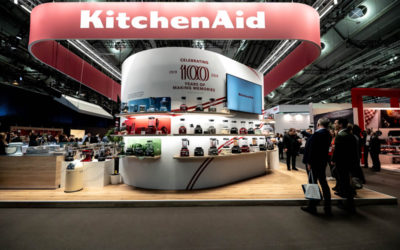 KitchenAid celebrates 100 years of making history at Ambiente in Germany