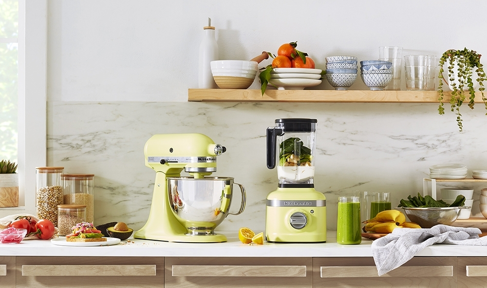 KitchenAid 2020 Color of the Year Kyoto Glow