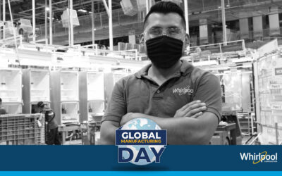 Whirlpool Corporation Highlights World Class Manufacturing Production System and Employees Globally on Manufacturing Day