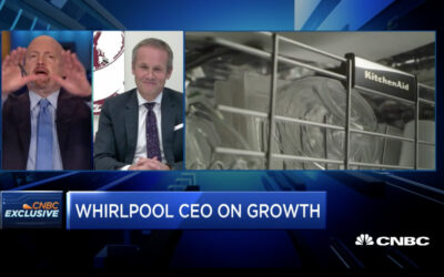Whirlpool Corporation's CEO Marc Bitzer on CNBC, Outstanding Third Quarter in 2020