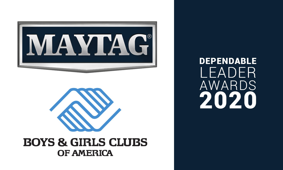 Maytag Dependable Leader Award