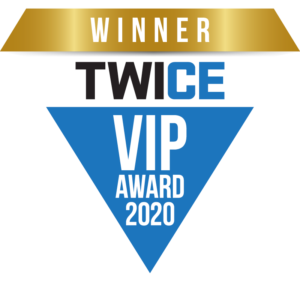 TWICE VIP Award for Whirlpool, Maytag, and Yummly