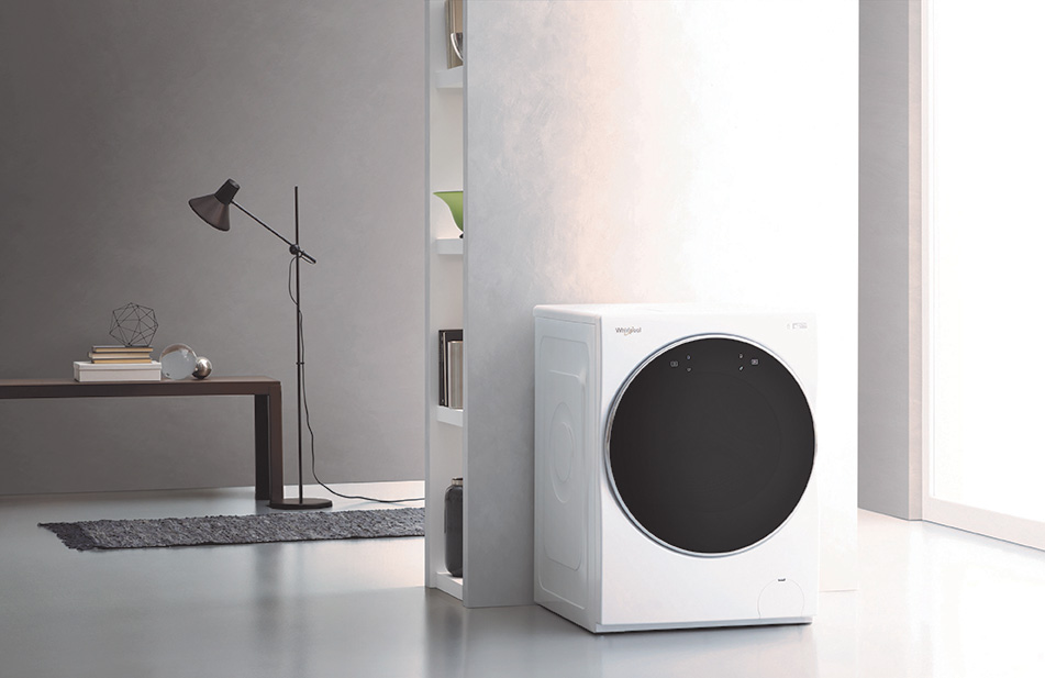 W Collection Front Loader Washing Machine - iF Design Award