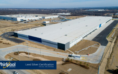 Whirlpool Corporation Factory Distribution Center Achieves Leed Silver Certification
