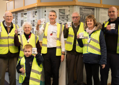 Centenary Celebrations at Whirlpool Corporation's Yate Industrial Site 13