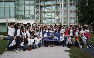 Whirlpool launches the Global Community Day: More than 2,700 Employees across the World take the field for a day dedicated to solidarity