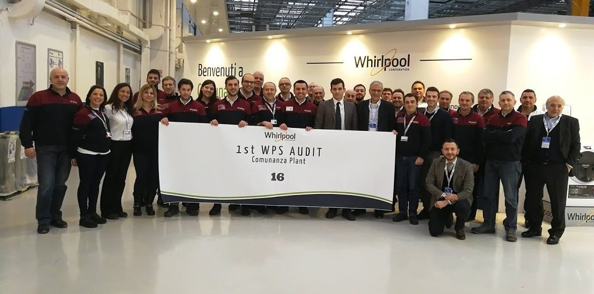 Comunanza passes its first World Class Manufacturing audit