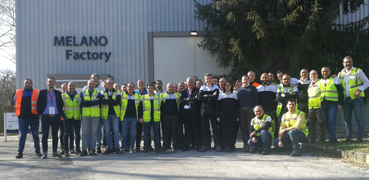 Melano passes its second World Class Manufacturing audit