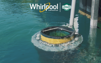 Whirlpool EMEA joins Lifegate in the fight against plastics pollution in Italy's seas