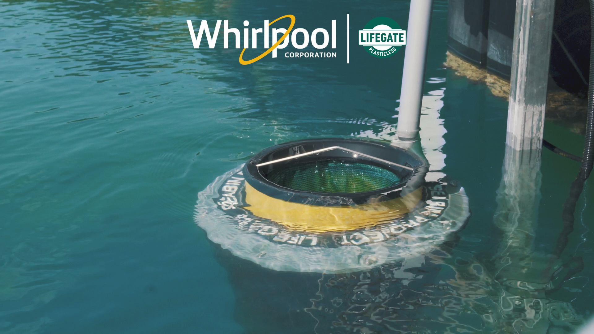 Whirlpool EMEA joins Lifegate in the fight against plastics pollution in Italy's seas 1