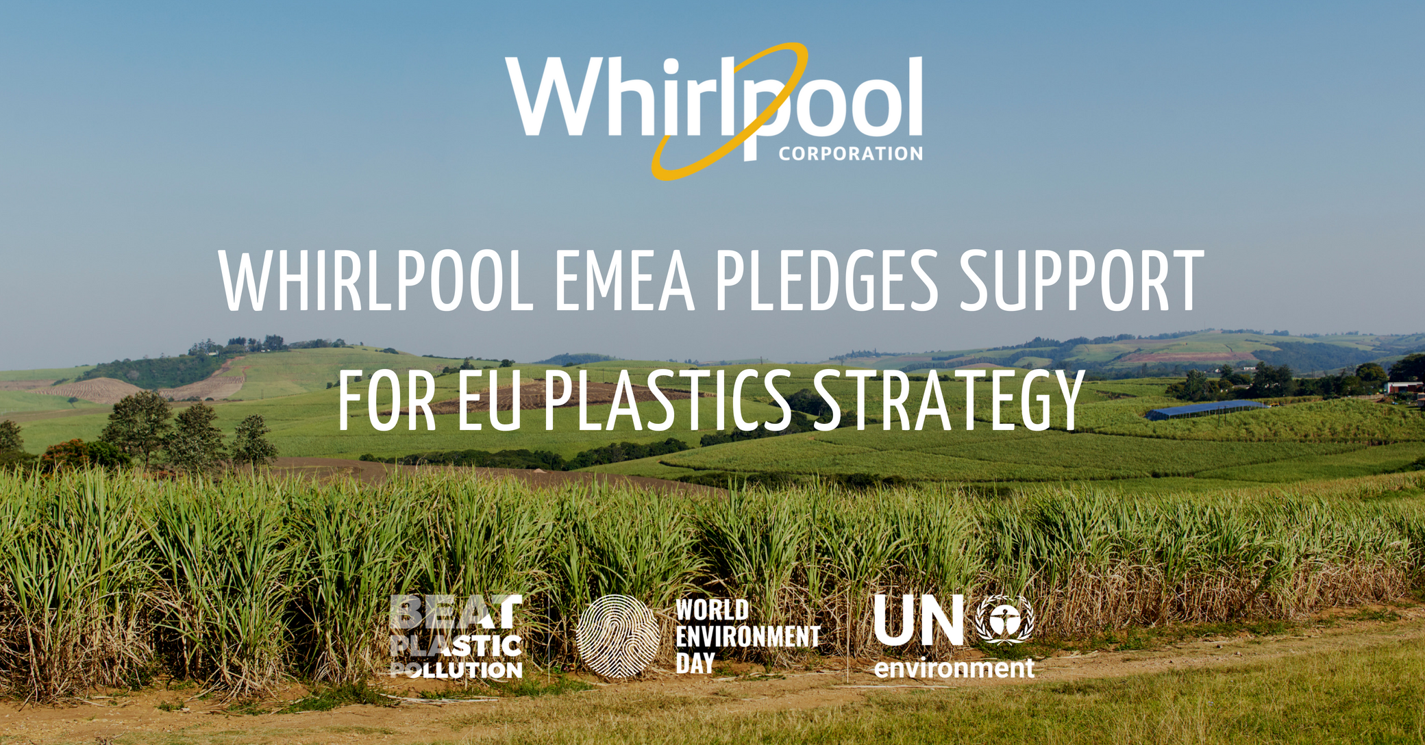 Whirlpool EMEA pledges support for EU Plastics Strategy