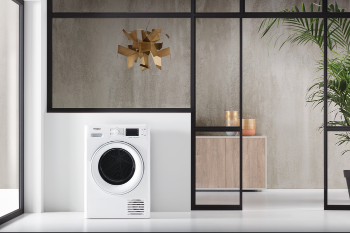 Whirlpool FreshCare+ tumble dryer