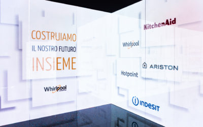 At Roadshow 2019 Whirlpool Italy presents built in new products for kitchen producers