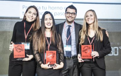 Whirlpool Spain wins three Product of the Year Awards