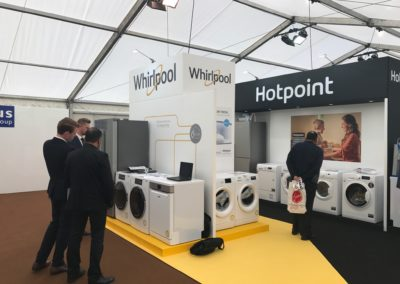 "Whirlpool UK wins the ""Stand of the Year"" award at the Sirius Show 4"