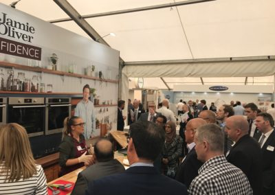 "Whirlpool UK wins the ""Stand of the Year"" award at the Sirius Show 2"