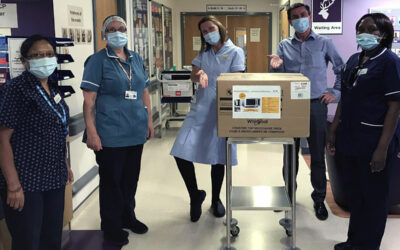 Whirlpool UK Donates Appliances to Hospitals and Charities Across the United Kingdom to Support Frontline Workers