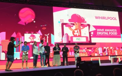 Whirlpool wins Web Marketing Festival Award for its Moments not to be Wasted project