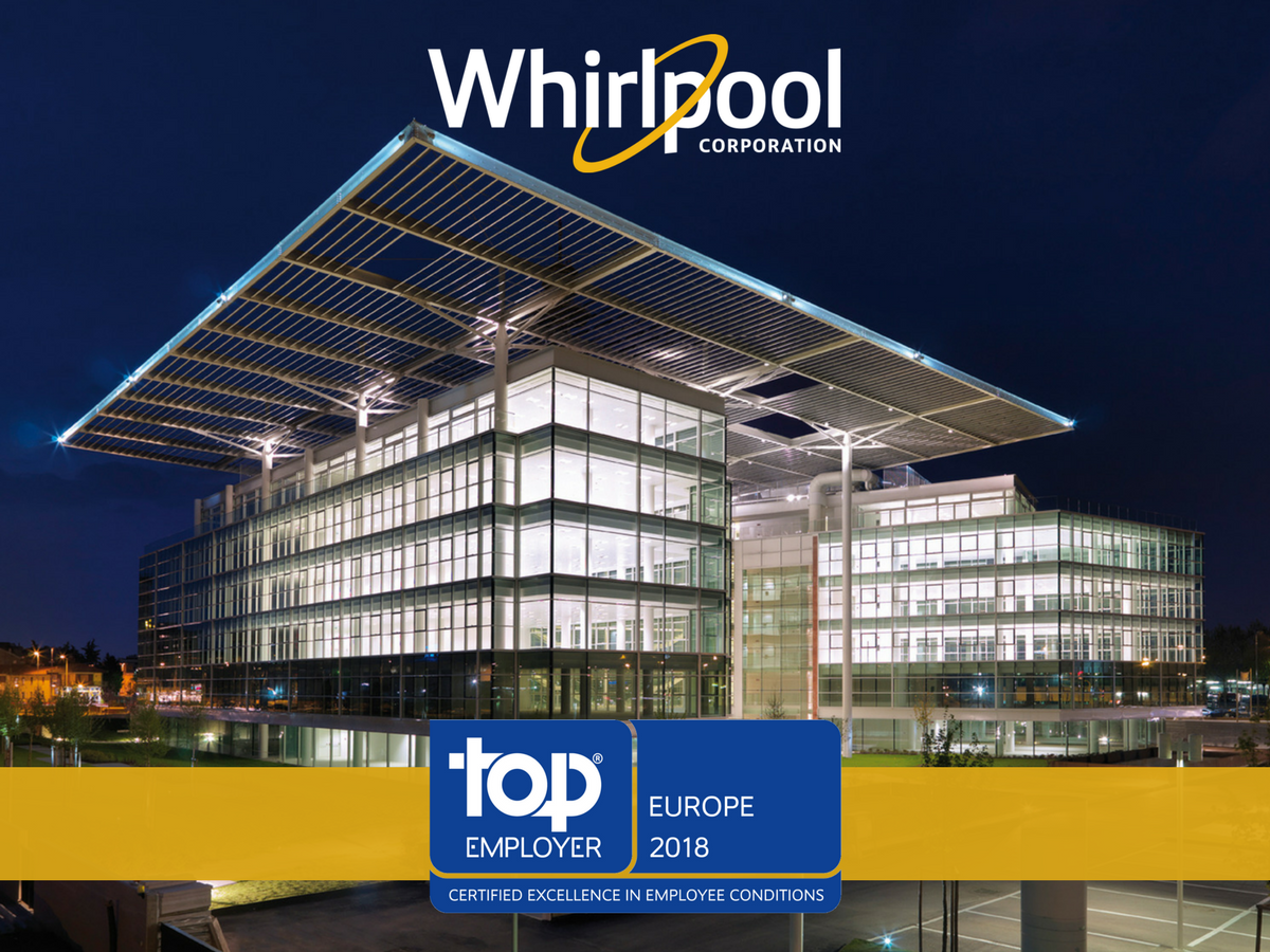 WhirlpoolEMEA_TopEmployer