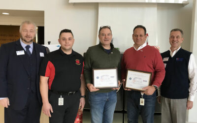 Department of Defense Program Awards Two Whirlpool Employees
