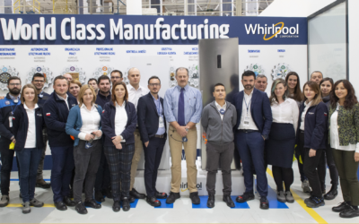 Łódź, Radomsko, Wrocław, and Poprad pass World Class Manufacturing audits
