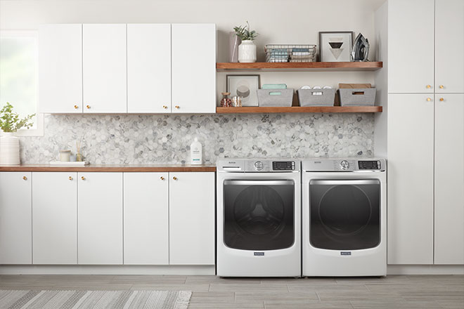 Maytag Laundry Room
