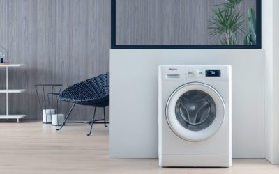 The FreshCare+ washer dryer from Whirlpool keeps garments fresh for up to 6 hours