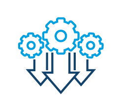 Gears, Grow Icon