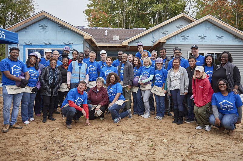 Whirlpool Corporation and Habitat for Humanity Renew Commitment Through 2018 1