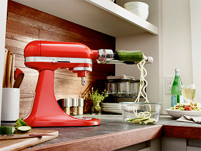 KitchenAid Has Exciting News For Stand Mixer Lovers Everywhere. The Power,  Iconic Design, Color Choices And Endless Possibilities Synonymous With This  ...