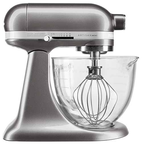 Kitchenaid Artisan 174 Mini Design Series Stand Mixer Makes A