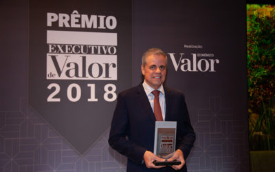 Brega: For the sixth time in a row, a Valuable Executive (Executivo de Valor)