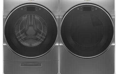 Laundry in Fewer Steps: Whirlpool Introduces its Smart Front Load Laundry Pair
