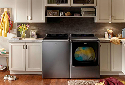 Magazine Names Pair Of Whirlpool Brand Appliances To Hot 50 List