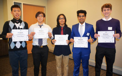 Young Innovators 'Rise to the Challenge'